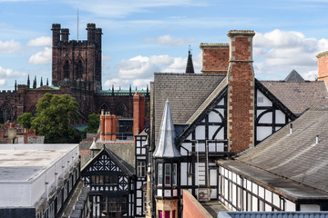 Chester Cathedral England Fotomurales