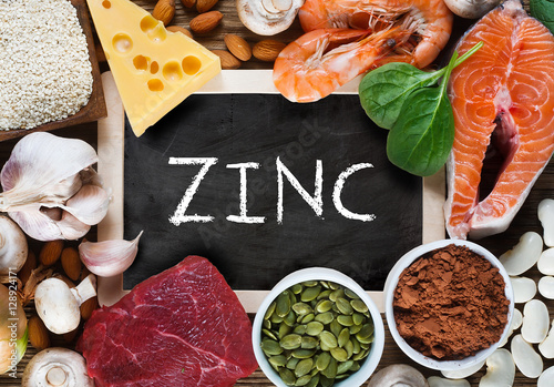 Foods high in zinc stock photo and royalty free images for Cuisine zinc