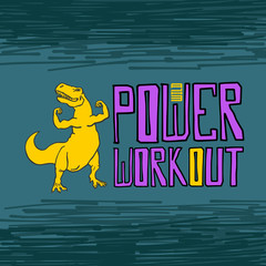 power workout concept