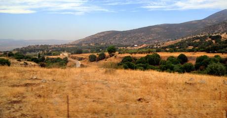 Unterwegs in Galiläa
