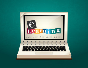 Book of elearning - mobile learning concept