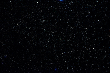 Keuken foto achterwand Heelal Stars and galaxy outer space sky night universe background