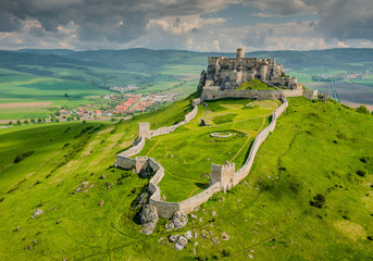 Fototapeta Spis Castle