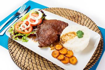 Asado Negro .Venezuelan typical food
