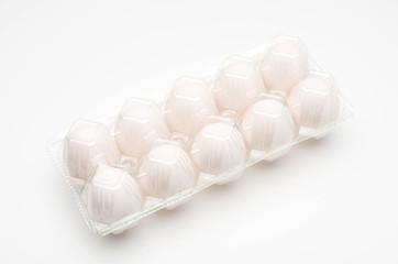 パック入り卵