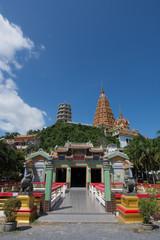 Wat tham seua temple & Wat tham khao noi temple, Kanchanaburi Province, Thailand
