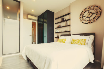 Light Bedroom modern interior design