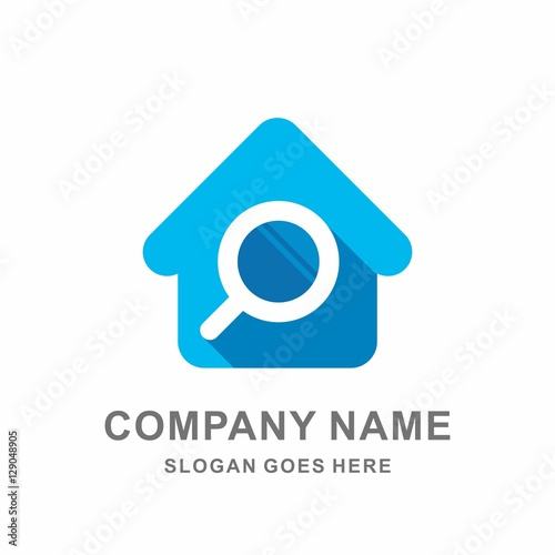 Home Inspection Safety Protection Insurance Application Property Business Company Stock Vector
