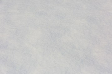 Abstract background of natural snow