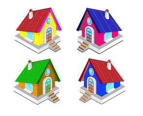 Fairy houses for your creativity