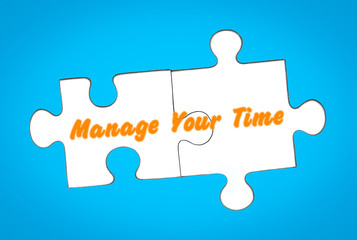 Manage Your Time / Puzzle
