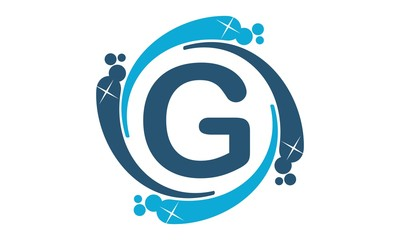 Water Clean Service Abbreviation Letter G