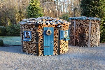 Brennholzmiete