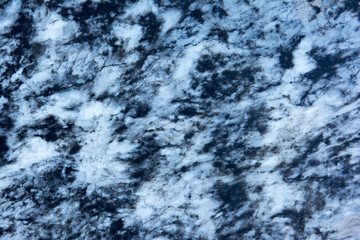 Wall Mural - Abstract natural marble black and white. Black marble patterned