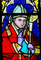 Stained Glass - Saint Nicholas