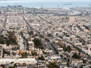 San Francisco Cityscape 3