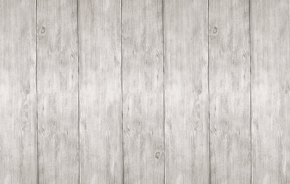 Whitewash wooden planks boards panel texture background.