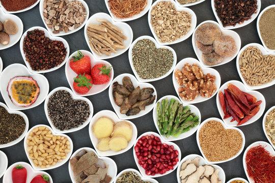 Aphrodisiac Food for Good Sexual Health