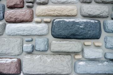 Стена, камни, фон