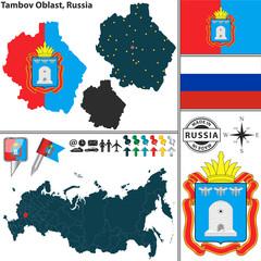 Tambov Oblast, Russia