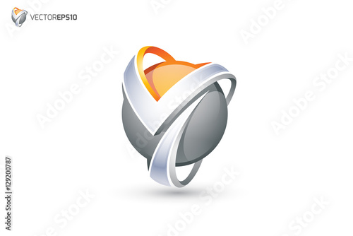 """""""Abstract Letter ...Y Logo 3d"""