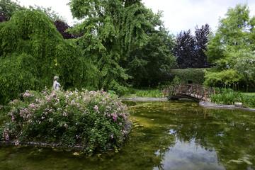 Borgo antico, interni, esterni e botanica