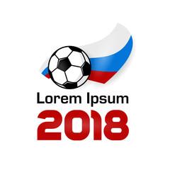 Logo Football Championship 2018