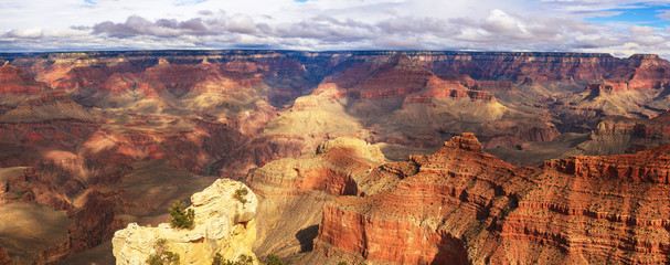 Superior Landscape from South Rim of Grand Canyon, Arizona, Unit