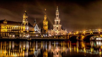 Golden City of Saxonia - Die goldene Stadt Sachsens