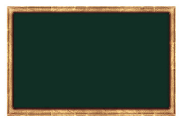 old blackboard or picture canvas