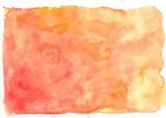 Light and soft watercolor pattern