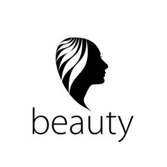 vector logo beauty