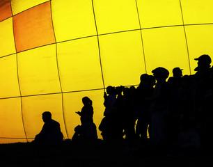 Hot Air Ballooning - Albuquerque, New Mexico