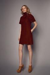 Beautiful Woman in stylish Dress