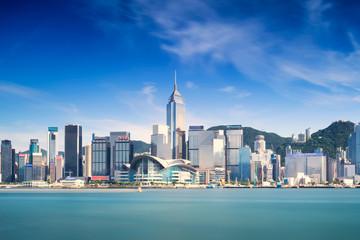 Hong Kong city Fotomurales