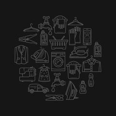 Laundry Design Elements