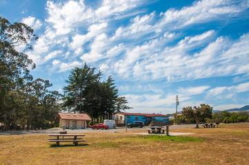 San Simeon, Central California