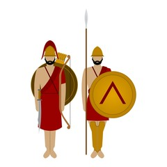 Spartan warriors-2
