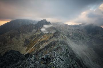 Wall Mural - Tatras, Slovakia landscape