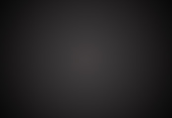 black gradient abstract background / dark grey room studio background / for background or wallpaper your product montage.
