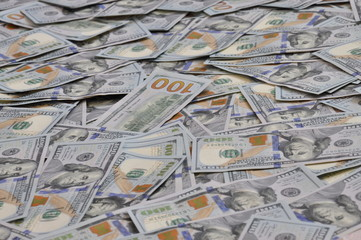 A lot of dollars