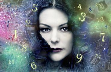 Numerology, destiny figures