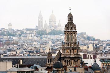 Paris, France. Saint Trinity Roman Catholic Church