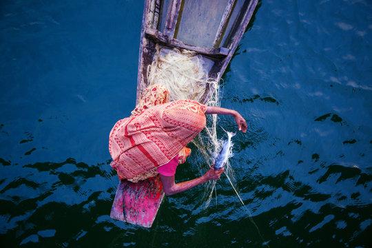 Fishing, Bangladesh
