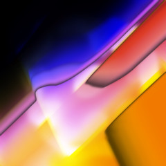 Multicoloured abstract pattern