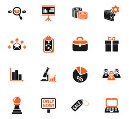 marketing icon set