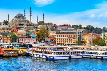Zelfklevend Fotobehang Turkije Istanbul, Turkey.