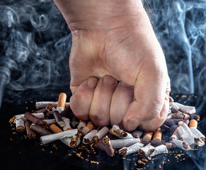fight against smoking