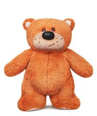 standing brown teddy bear plush toy