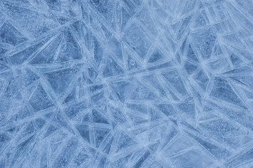 abstract ice texture background